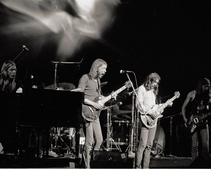 Allman Brothers Band Fillmore East